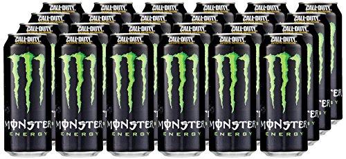 MONSTER Green 24er Pack (500 ml) kurzfristig für 26,69 bei Amazon mit Expresslieferung