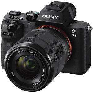 [Ebay] SONY Alpha 7 II Kit mit 28-70mm