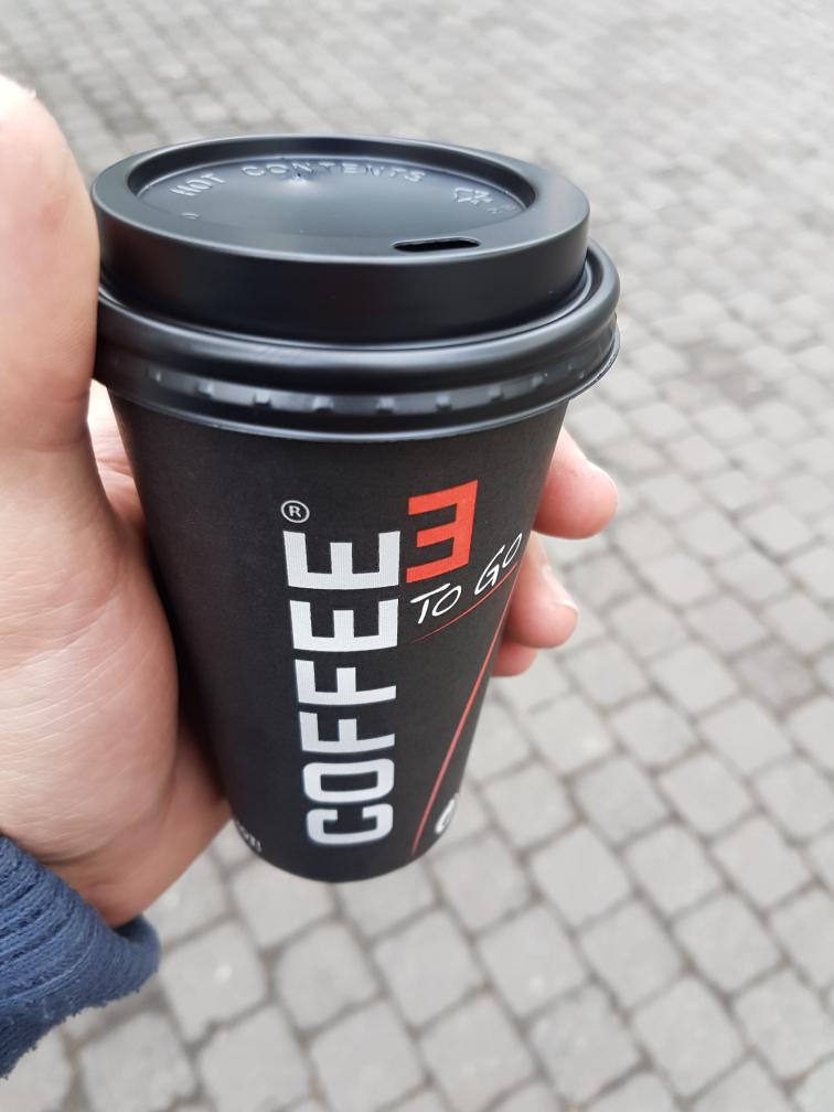 Gratis Kaffe beim Aldi Süd in Aachen!!!