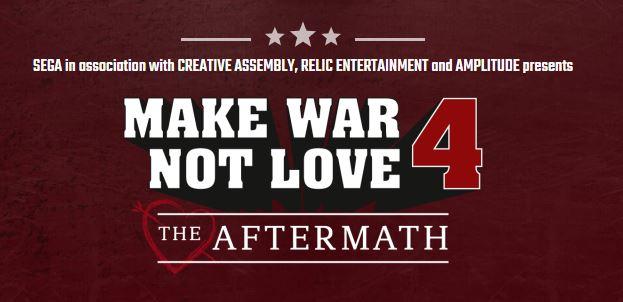 [Vormerken] Make War Not Love 4