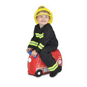[Amazon] Kinderkoffer Trunki Frank Feuerwehr