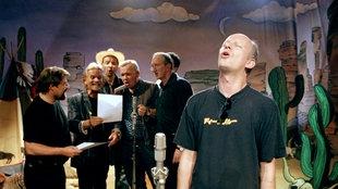 """""""Winnetou unter Comedy-Geiern"""" WDR-Kult-Hörspiel (7 Teile) mit Jürgen von der Lippe, Rüdiger Hoffmann, Herbert Knebel, Mike Krüger..."""