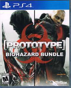 Prototype - Biohazard-Bundle PS4 (AT PSN) Download