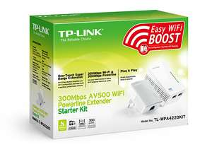 AV500-300Mbit/s-WLAN-Powerline-Extender KIT (Lokal Saturn Bielefeld)