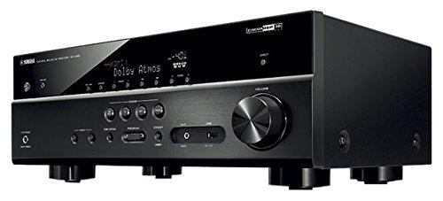 [amazon.fr] Yamaha RX-V581 7.2 AV Receiver schwarz