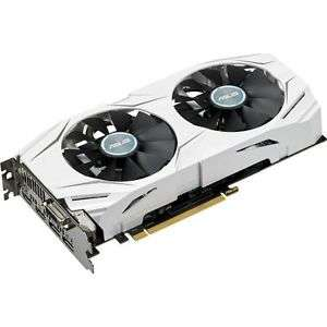 [ebay Alternate] ASUS Radeon RX 480 DUAL OC GAMING Grafikkarte 8 GB GDDR5 256 Bit