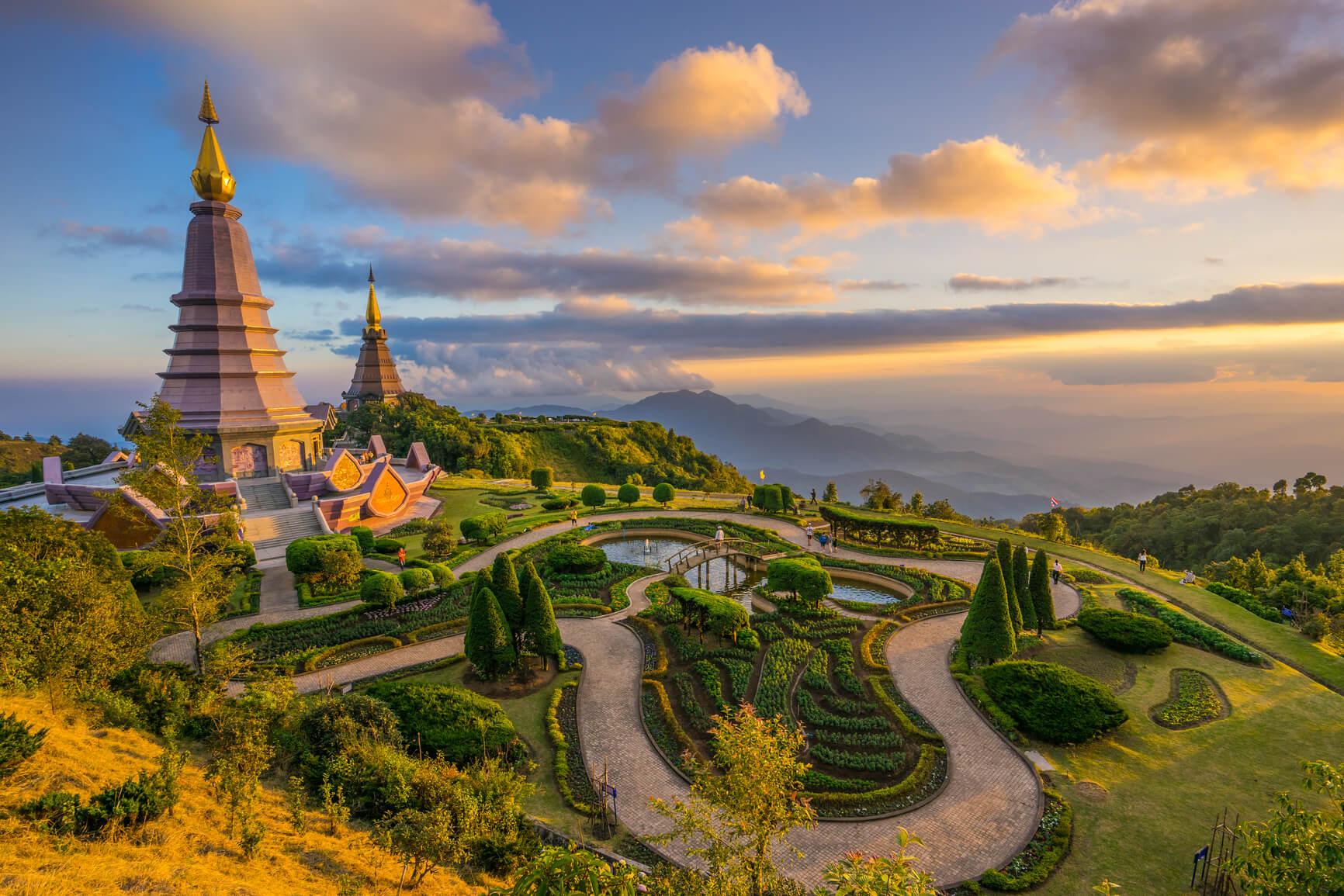 Stuttgart, München, Düsseldorf nach Thailand mit Turkish Airlines ab 389 €