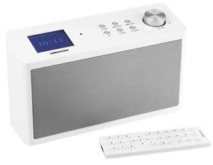 MEDION P83302 MD 87466 Küchen Internetradio DAB+ und UKW Empfänger WLAN 99€ statt  119€