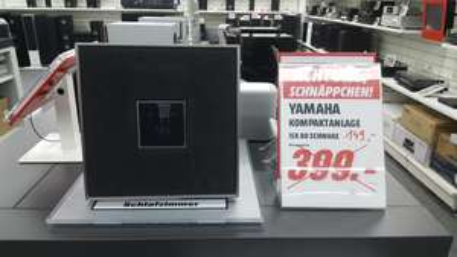 [lokal/Mediamarkt Paderborn] Yamaha ISX 80