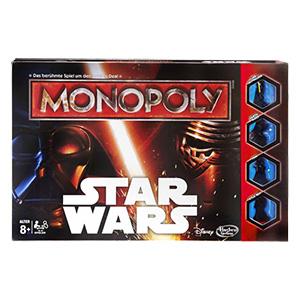 [Real Bundesweit] Monopoly Star Wars für 15€