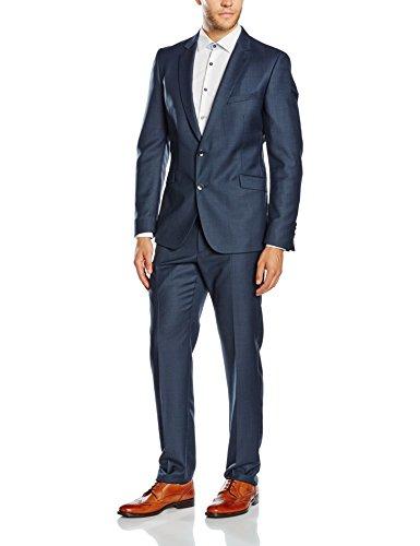 Strellson Allen-Mercer Anzug 11 (blau, birdseye) für 98,70 € [Amazon], Größen: 46, 48, 52 und 54