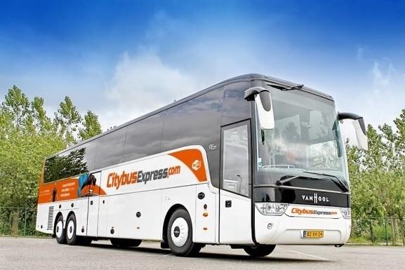 Fernbus CityBusExpress 2 Hin/Rückfahrt Tickets von Berlin und andere Städte nach Holland..NL  eff. 25€ p.p