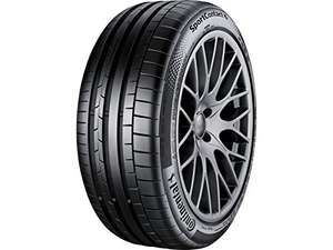 Continental SportContact 6 255/30 ZR19 91Y