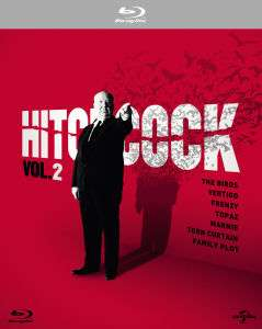 Hitchcock - Volume 2 (7x Blu-ray) für 11,79€ (Zavvi)