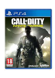 Call of Duty Infinite Warfare (PS4) für 22,54€ bei [base.com]