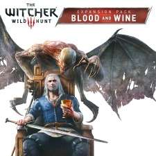 The Witcher Blood and Wine PS4 im PS Store