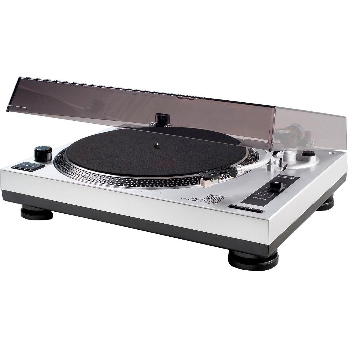 Dual Plattenspieler DTJ 301