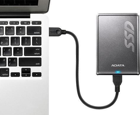 [amazon.co.uk] ADATA SV620 480GB externe SSD USB 3.0