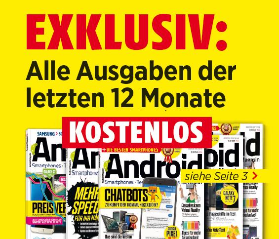 Android Mag - Kompletter Jahrgang 2016