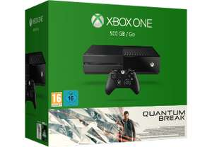 Microsoft Xbox One 500GB + Quantum Break für 179€ (Saturn)