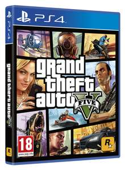 Grand Theft Auto V (PS4/Xbox One) + $2,5 Mio Whale Shark Card für 33€ (Shopto)