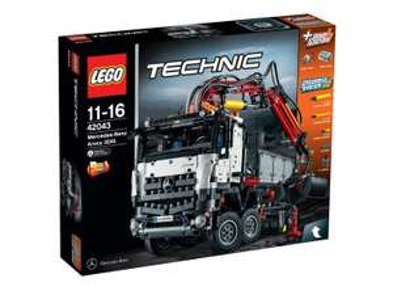 [Thalia.de] LEGO 42043 Mercedes Benz Arocs nur 143,65€