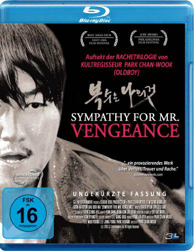 [Amazon.de] Sympathy for Mr. Vengeance [Blu-ray]