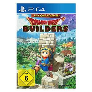 PS4 - Dragon Quest Builders Day One Edition bei Real für 34,95