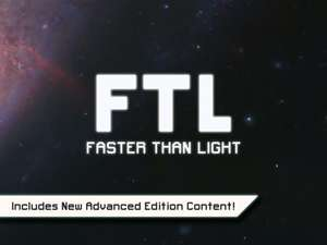 FTL: Faster Than Light iOS/iPad App (Roguelike? Strategiespiel) für 2,99€ statt 9,99€