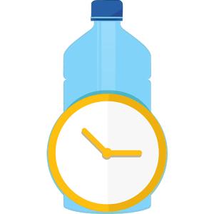 (Android) Aqualert Prämie: Wassertrinken,  -98% für 10 Cent statt 2,89€