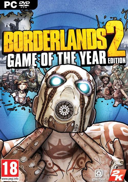Borderlands 2 GOTY (Flash Sale bis 13.02.17 - 23.59)
