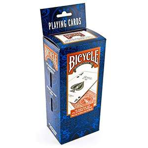 Bicycle Pokerkarten 12Pack