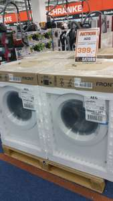 [Saturn Potsdam] AEG Lavamat L 68480 FL EEK: A+++ 8kg Frontlader Waschmaschine