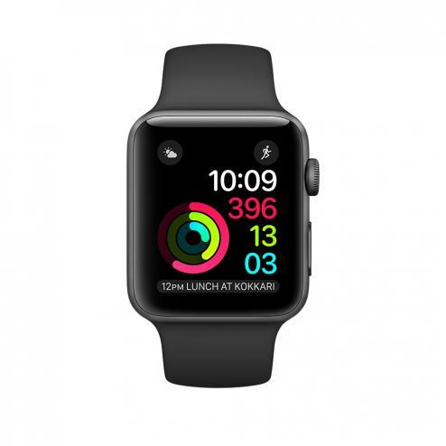 Apple Watch Series 1 42mm (2nd Gen) Model: MP032ZD/A