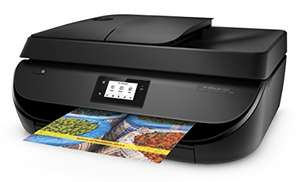 HP OfficeJet 4650 (F1H96B) Multifunktionsdrucker (Drucker, Scanner, Kopierer, Faxen, 4.800 x 1.200 dpi, USB, Duplex, WiFi) schwarz für 59,16 € > [amazon.it]