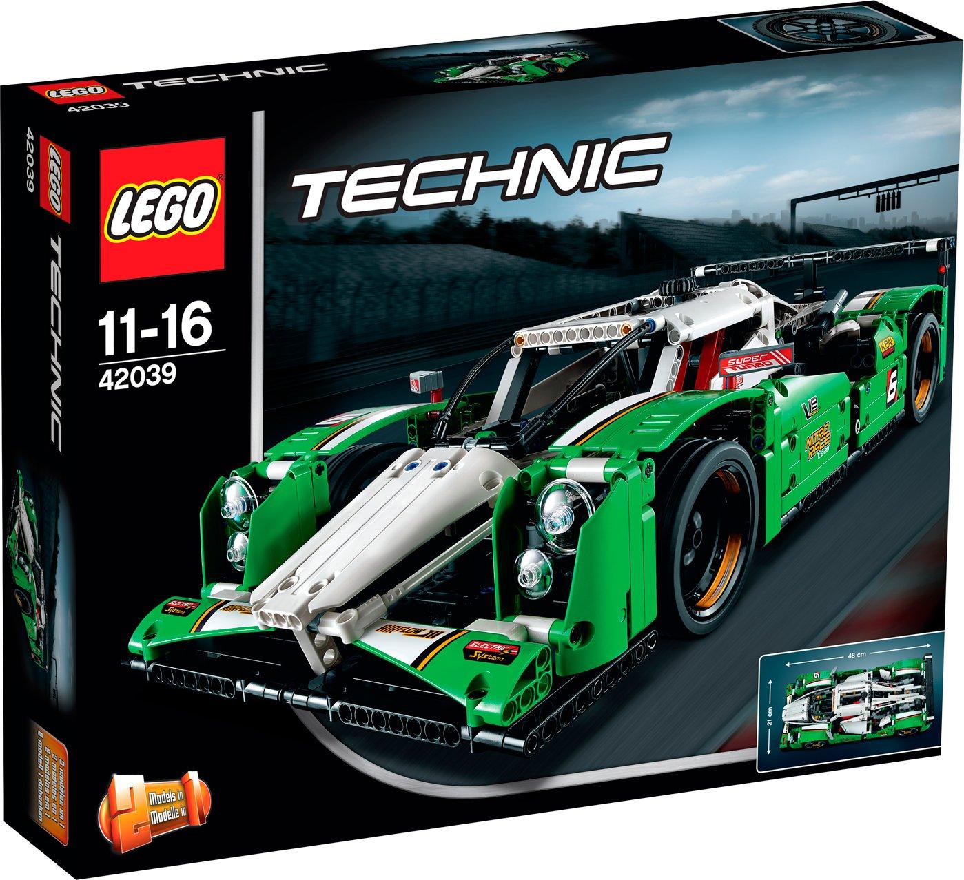 Lego Technic - Langstrecken-Rennwagen (42039) lokal 73525 Schwäbisch Gmünd im Drogeriemarkt Müller