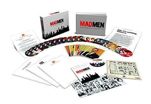 [Amazon.uk] Mad Men Complete Collection - Bluray - Oton