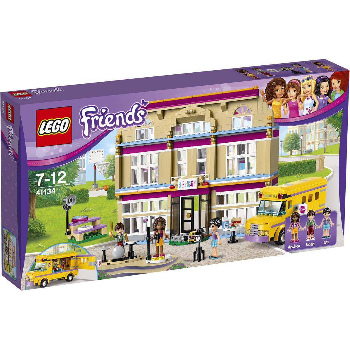 [Karstadt] Lego Friends 41134 Heartlake Kunstschule am Mo + Di für 49,99