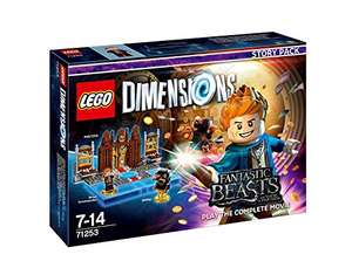 [Amazon Spanien] LEGO® Dimensions 71253 Story Pack Phantastische Tierwesen