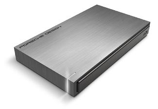 LaCie Porsche Design externe HDD 2TB (2,5'') für 77€ versandkostenfrei [Mediamarkt + Amazon]