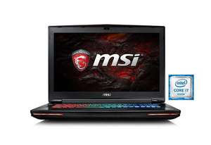 "MSI 17,3"", i7-6700HQ, 16GB RAM, SSD + HDD, GeForce® GTX 1060 »GT72VR-6RDAC16H21 (001785-SKU34"