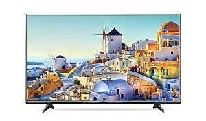 LG Electronics 60UH605V TV (60'' UHD Edge-lit IPS HDR, 1200Hz [interpol.], Triple Tuner, 3x HDMI 2.0, USB + LAN + WLAN, CI+, USB-Recording, VESA) für 799€ [Ebay]