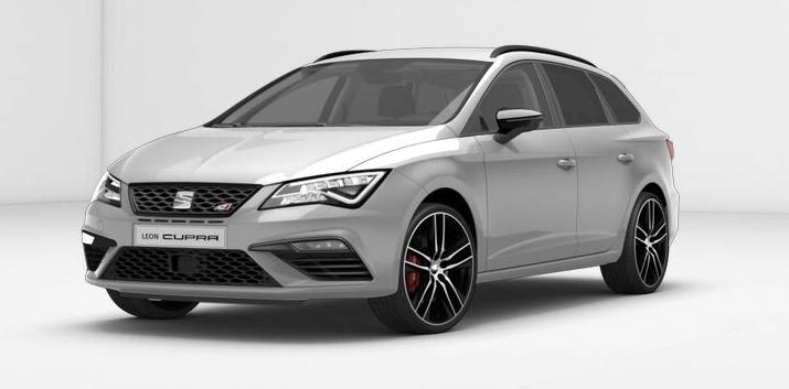 SEAT Leon ST CUPRA 2.0 TSI 221 kW (300 PS) 4x4 mit DSG für 199€/mtl. Leasing +990€ Anzahlung [Gewerbeleasing] 10.000km p.a. - 48 Monate