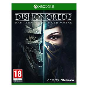 Dishonored 2: Das Vermächtnis der Maske (Xbox One) für 29,95€ (Real Abholung)