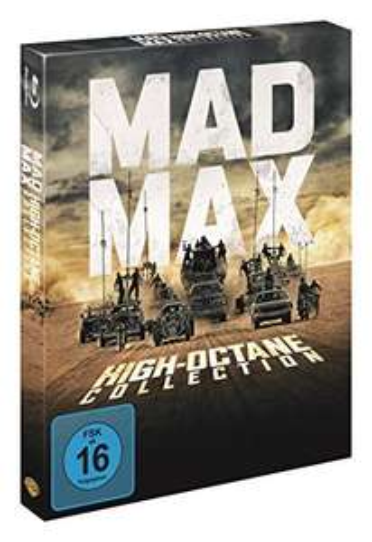 Mad Max High Octane Collection (exklusiv bei Amazon.de) [Blu-ray] [Limited Edition] für 29,94 €