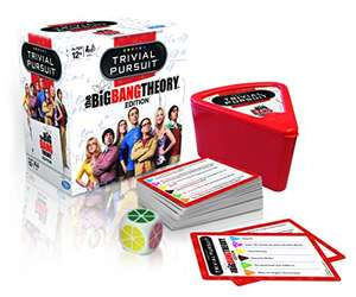Big Bang Theory - Die kompletten Staffeln 1-9 inkl. Trivial Pursuit [Blu-ray] [Limited Edition] für 119,97€ (Amazon)