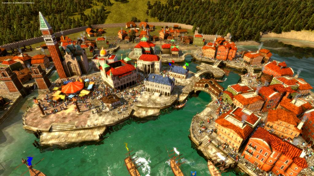 PC Steam (MMOGA) Rise of Venice