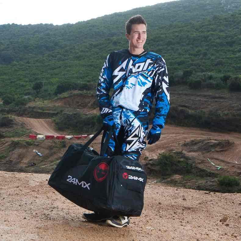 Sporttasche für Ausrüstung (MX/MTB/etc.)