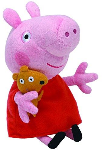Peppa Pig Peppa Wutz Plüschfigur Peppa oder George mit Sausia je 15 cm, amazon marketplace