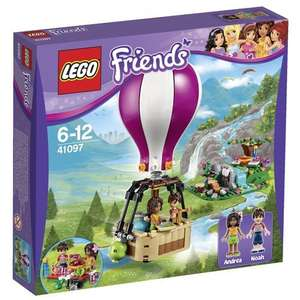 LEGO Friends 41097: Heartlake Heißluftballon 19.41€ Amazon Prime